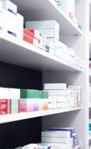 groupement de pharmacie - liste de médicaments