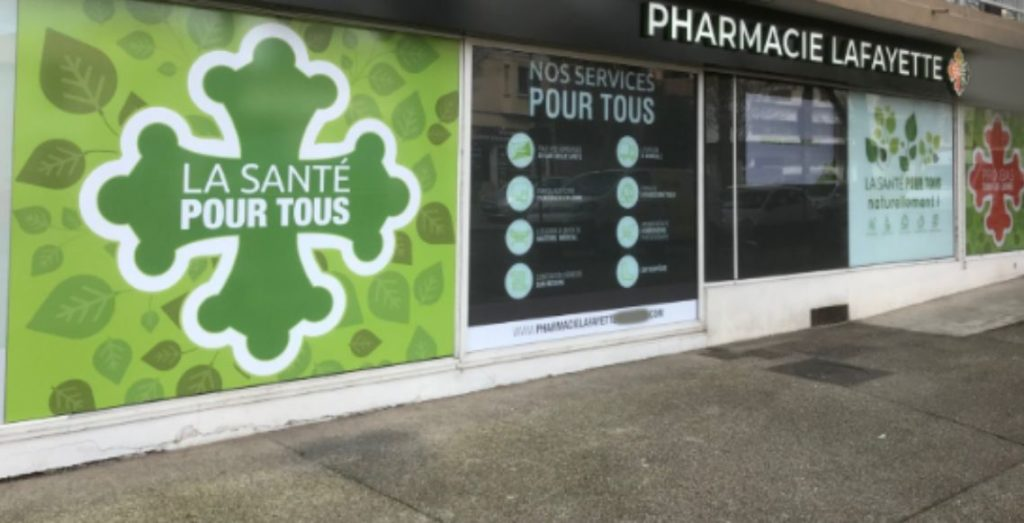 pharmacie lafayette conseil