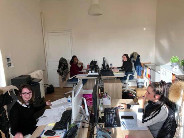 Pharmazon - bureaux 2019