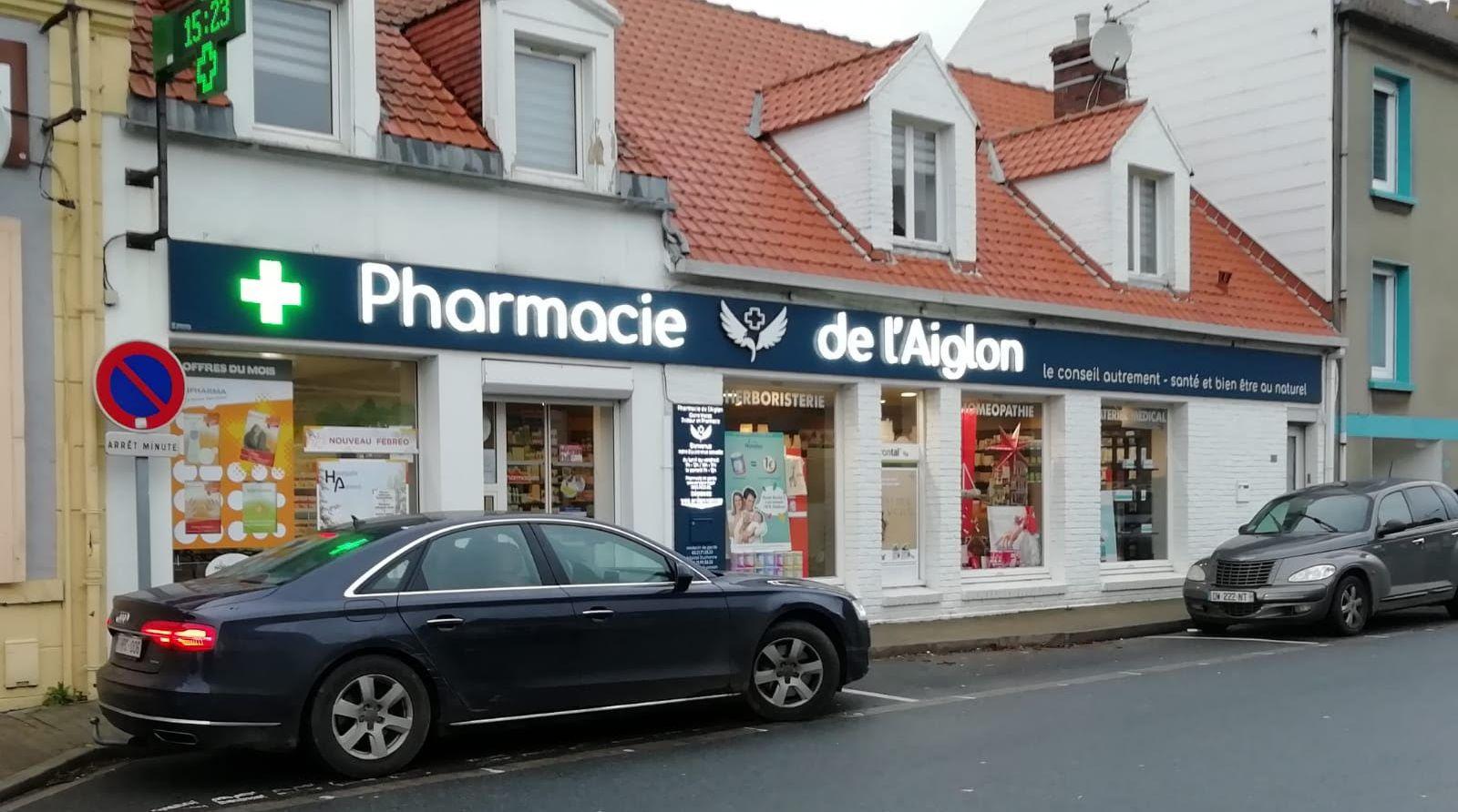 pharmacie de l'aiglan - norpharma