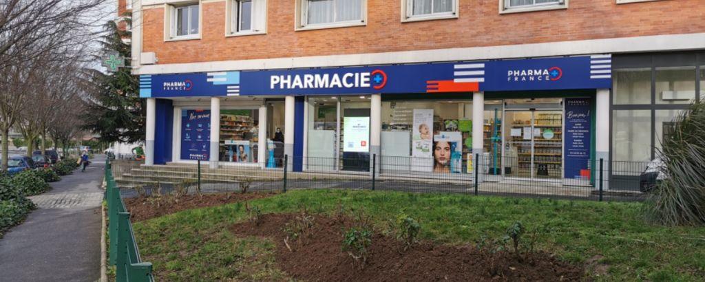 pharmacie sous enseigne pharmafrance