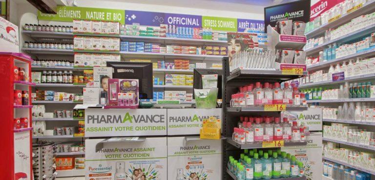 pharmavance intérieur pharmacie